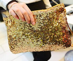 Image of Sequin Clutch