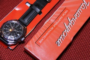 Image of Vostok Kommandirskie Watch