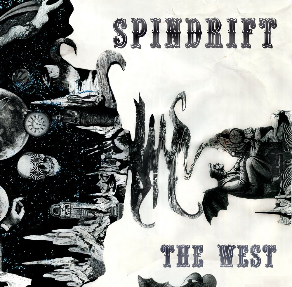 "Image of Spindrift - ""The West"" CD"