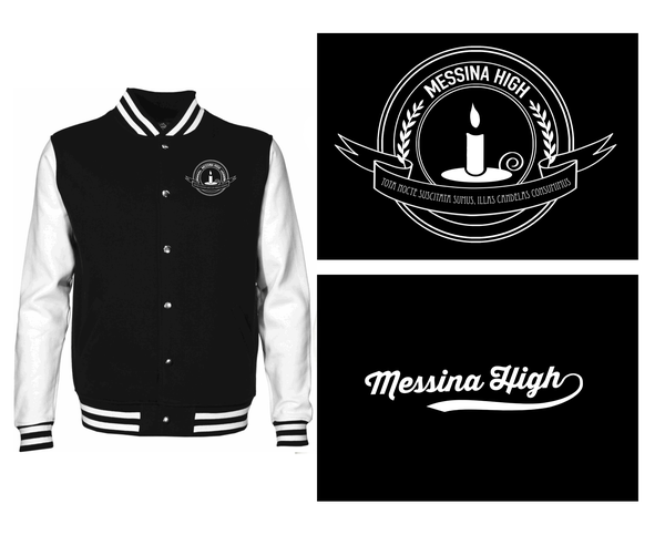 Image of Lovely Little Losers Letterman Jacket