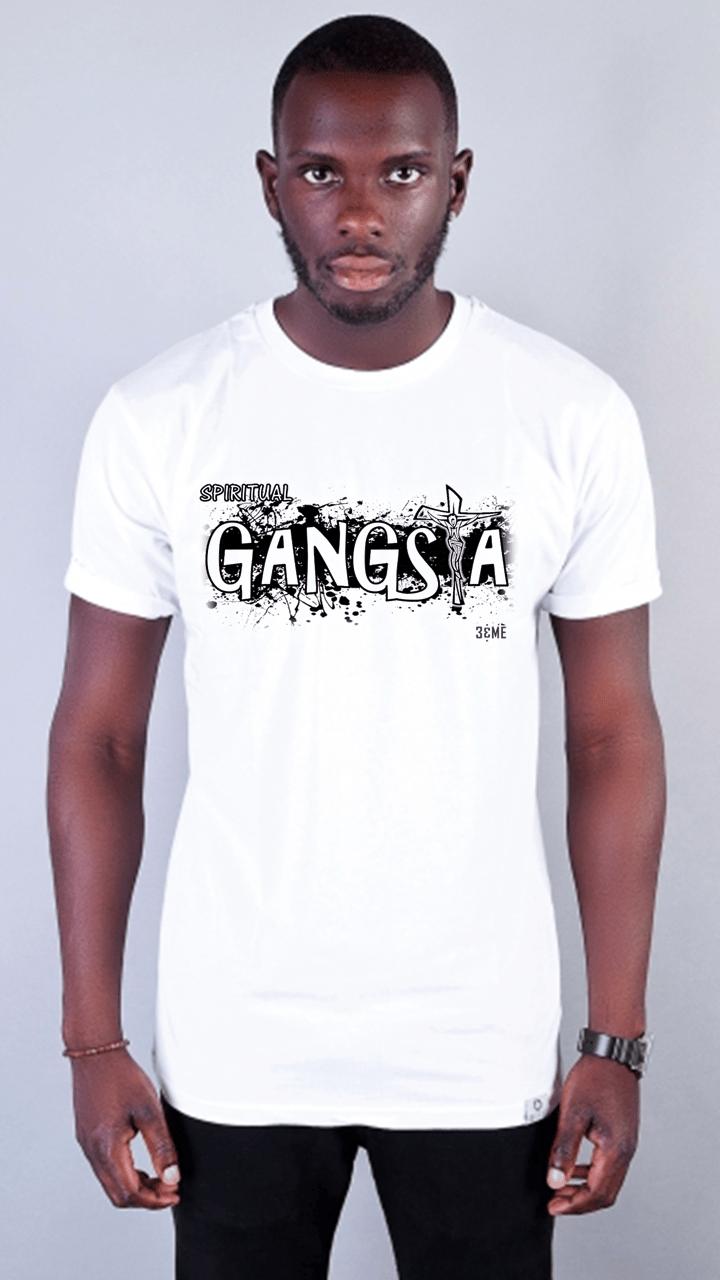Image of Spiritual Gangsta - Black
