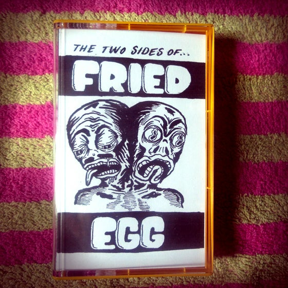 Image of Fried Egg - The Two Sides Of......