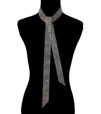 Image of Stud Tie Choker
