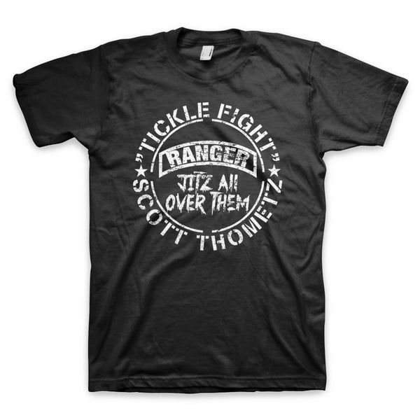 "Image of Scott ""Tickle Fight"" Thometz Men's Signature Tee"
