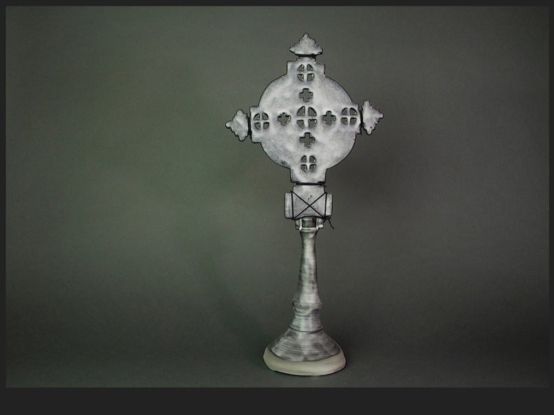 Image of Tall standing cross