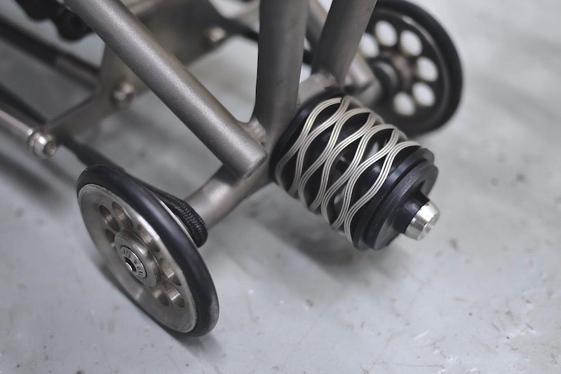 Image of Matumura Kohki Scrowave Springs Suspension