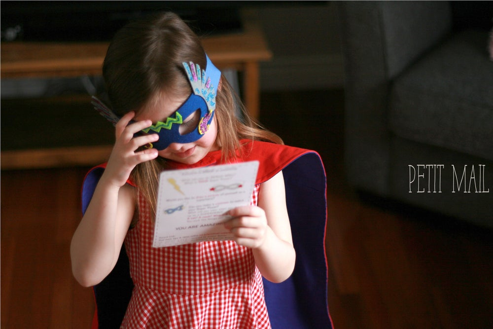 Image of Petit Mail Story Card Subscription for Kids (International)