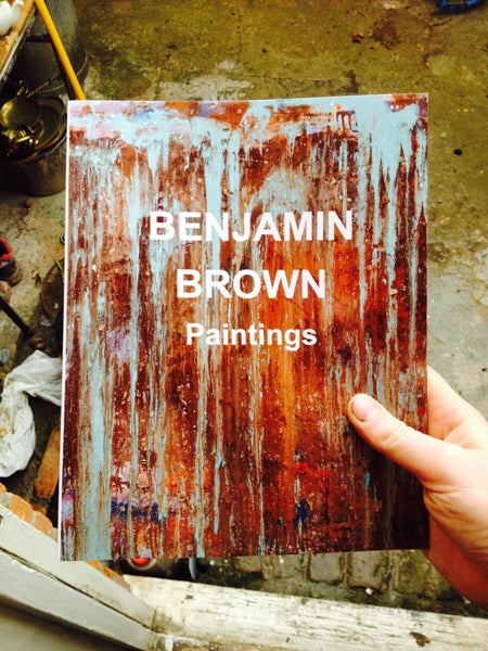 Image of Paintings, Benjamin Brown