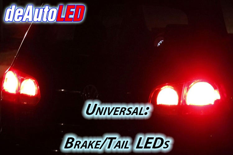 Image of Universal Brake/Tail LEDs Fits: All Car Models