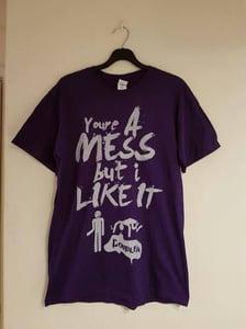 Image of DoubleA LMAO T shirt