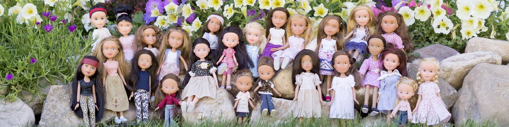 Image of Prudent Bloom Dolls