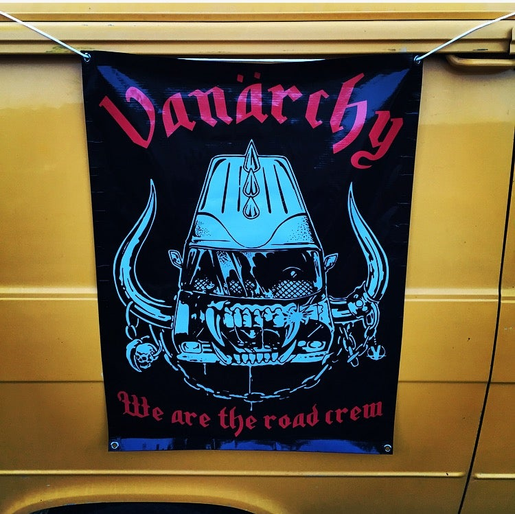 Image of Vanhead Banner