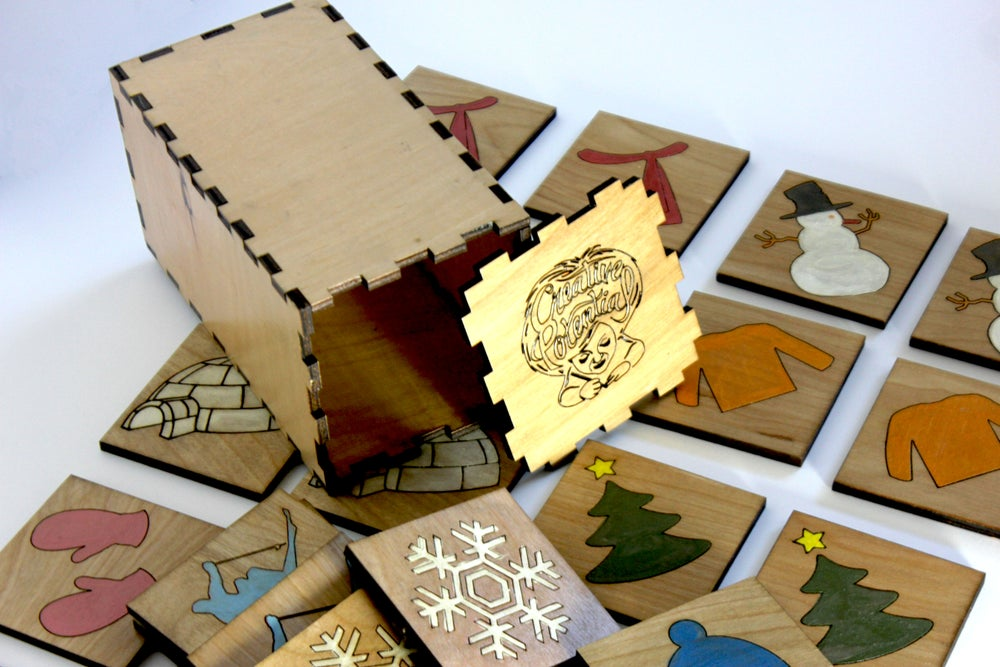 Image of Memory Game (Winter Edition)