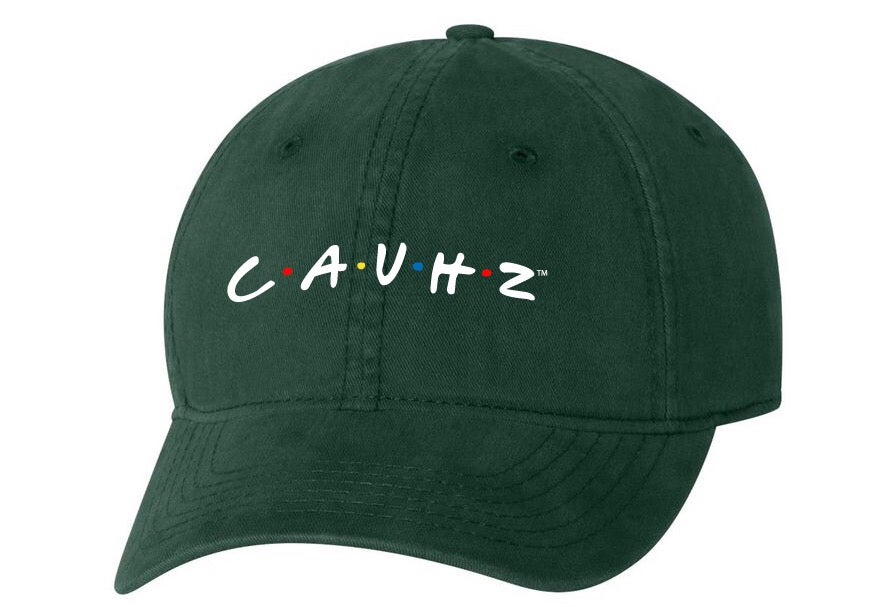 Cauhz™ Friends Themed Dad Hat