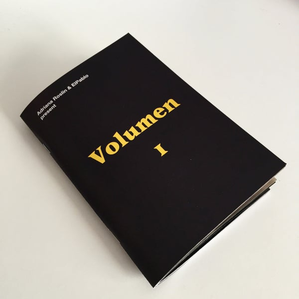 Image of VOLUMEN 1.