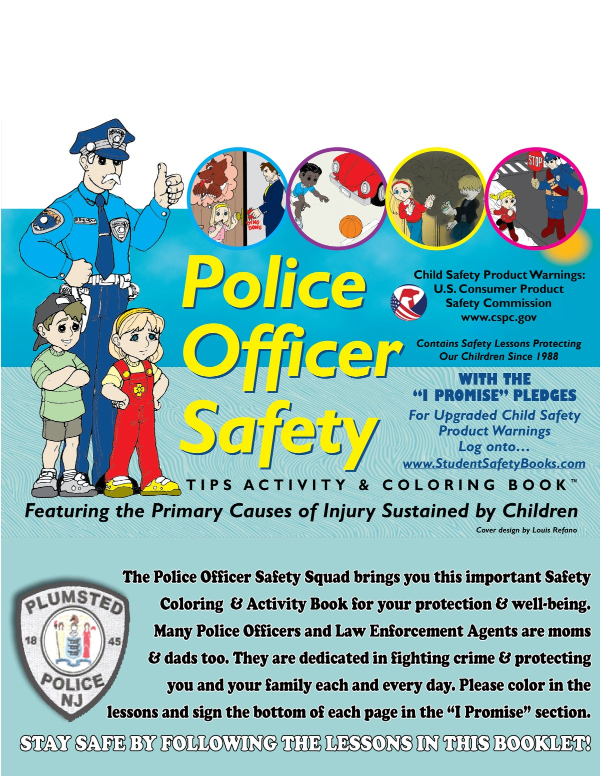 Image of Student Safety Book