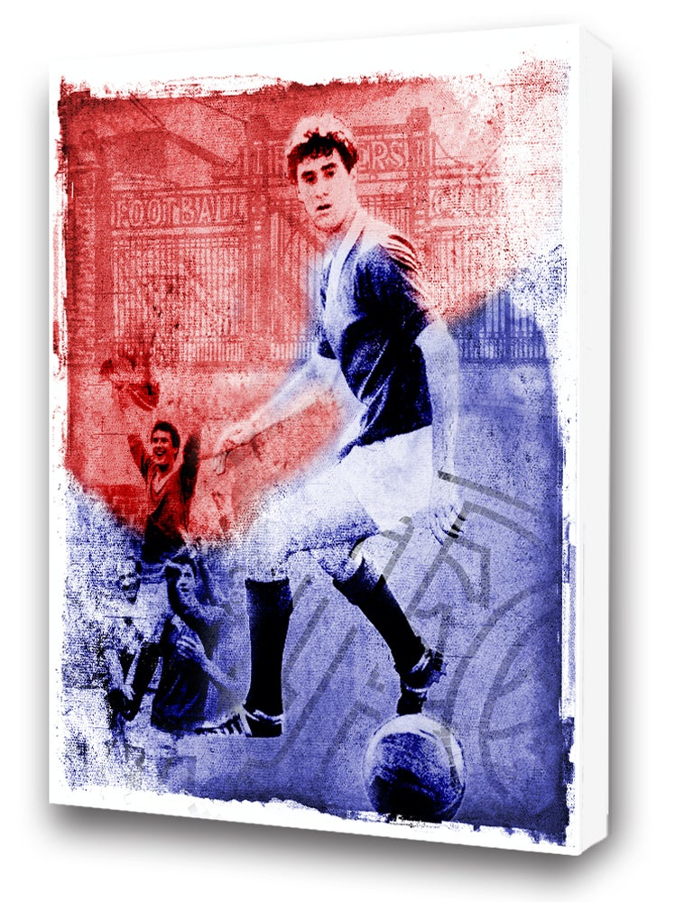 Image of Jim Baxter - Slim Jim