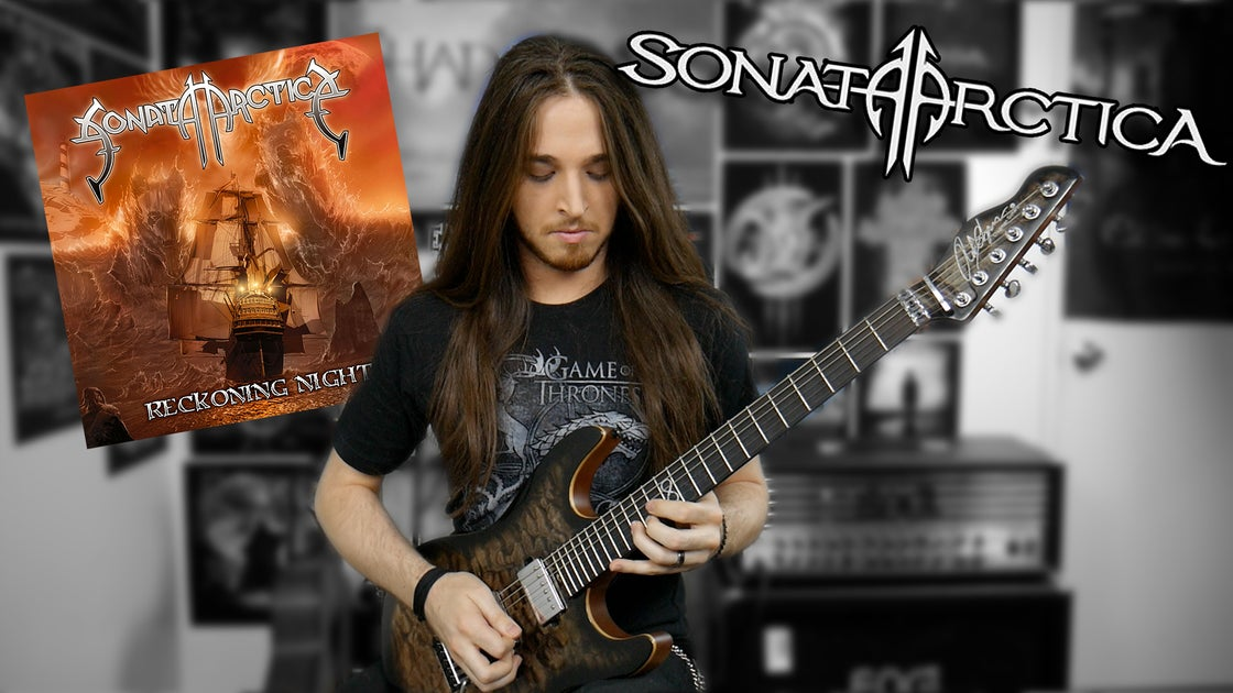 "Image of Sonata Arctica - ""The Boy Who Wanted To Be A Real Puppet"" TAB"