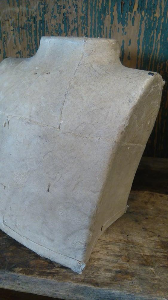 Image of Papier-mache Display Busts