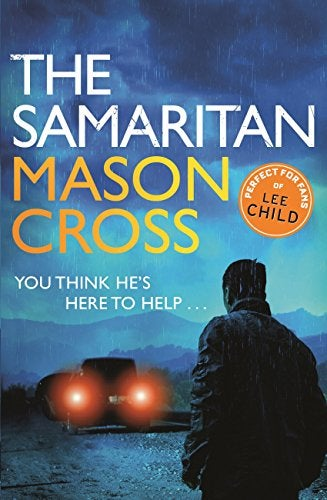 Image of The Samaritan - UK mass-market paperback signed by the author