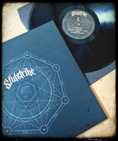 Image of 8FULSTRIKE - 8fulstrike - LP version, CD included