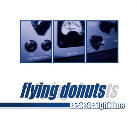 "Image of Flying Donuts ""Last straight line"" (Lp)"