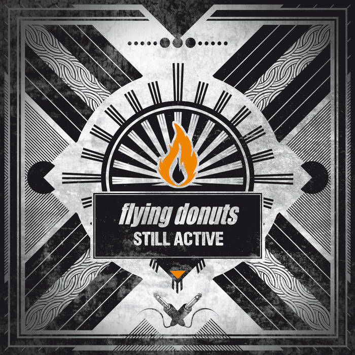 "Image of Flying Donuts ""Still Active"" (Lp)"