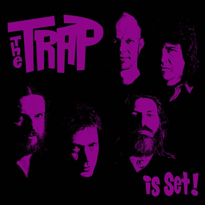 "Image of The Trap ""Is Set"" (Lp)"