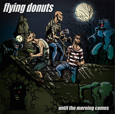 "Image of Flying Donuts ""Until The Morning Comes"" (Lp)"