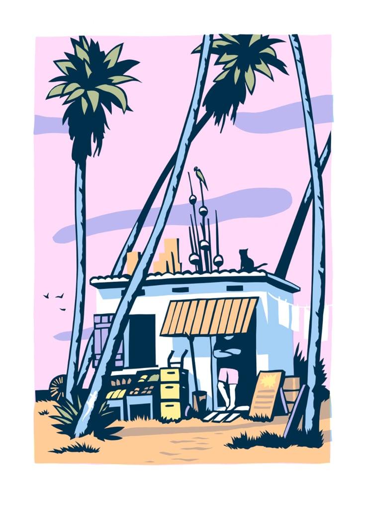 Image of »Janta Island #1«