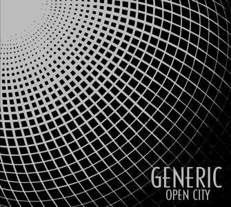 "Image of Generic ""Open City"" Lp"