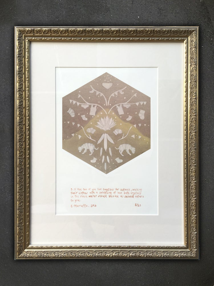 Image of Love Spell Prints - 29-32