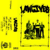 Image of LAWGIVER '2016 DEMO' CASSETTE