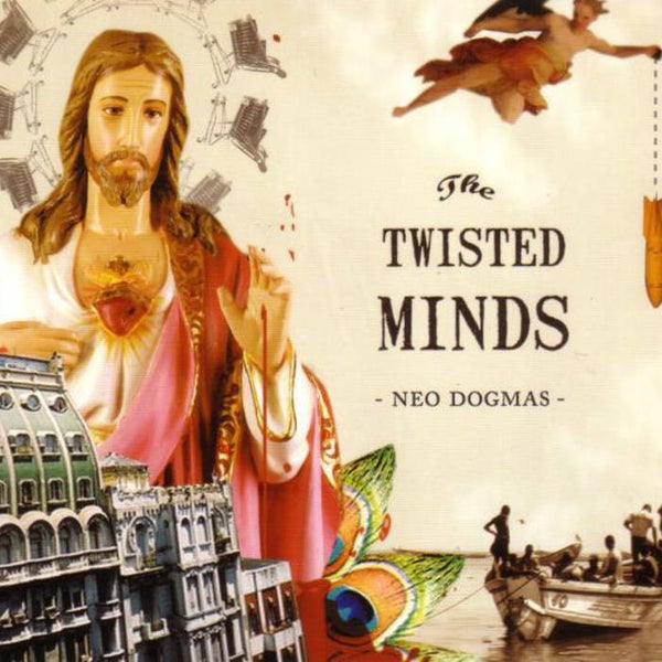 "Image of The Twisted Minds ""Neo Dogmas"" (Lp)"