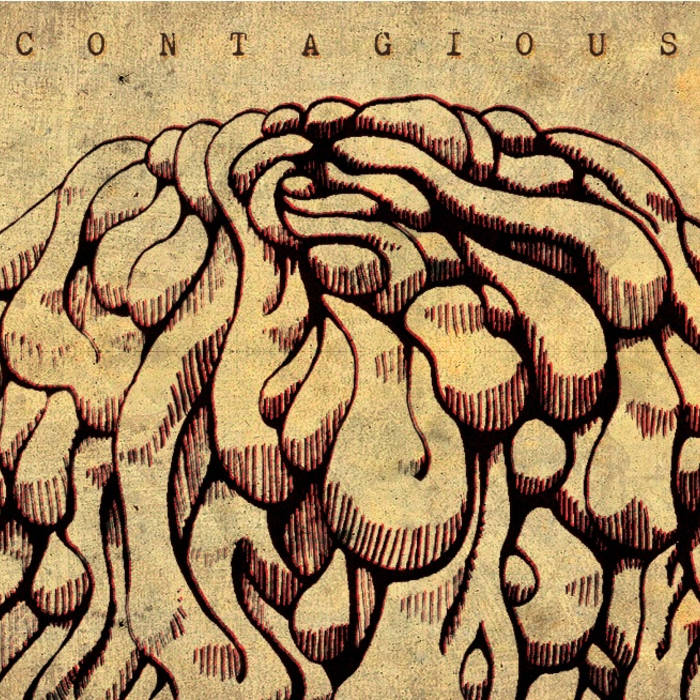 "Image of M.Fallan ""Contagious"" (Cd)"