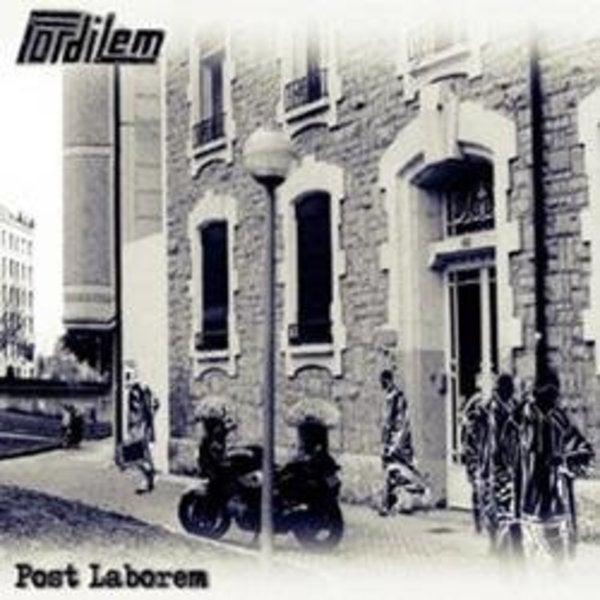 "Image of Fordilem ""Post Laborem"" (Cd)"
