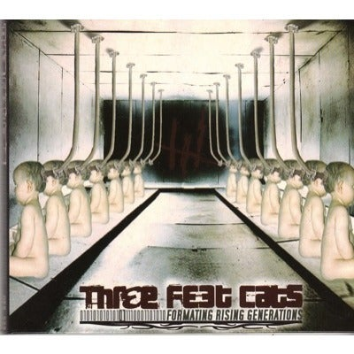 "Image of Three Feet Cats ""Formating Rising Generations"" (Cd)"