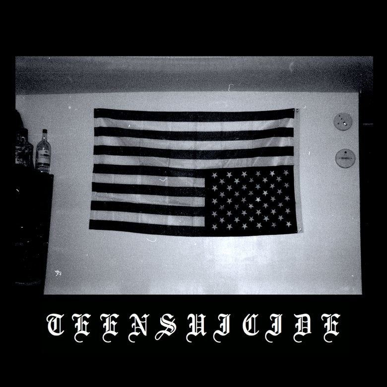 Image of flag tee