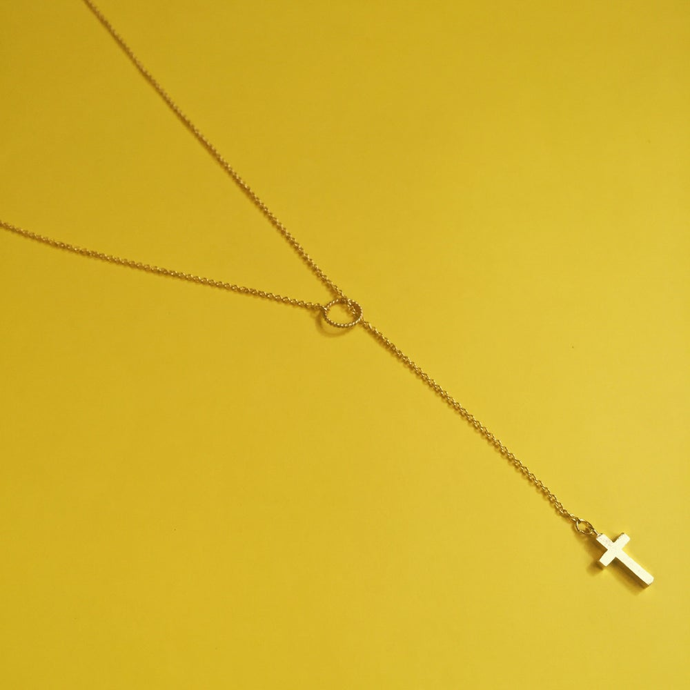 Image of Cross Lariat