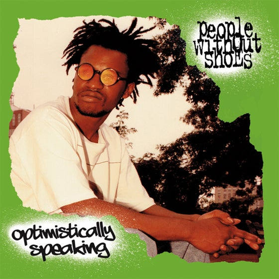 "Image of People Without Shoes ""Optimistically Speaking"" CD + DVD (The Opumentary)"