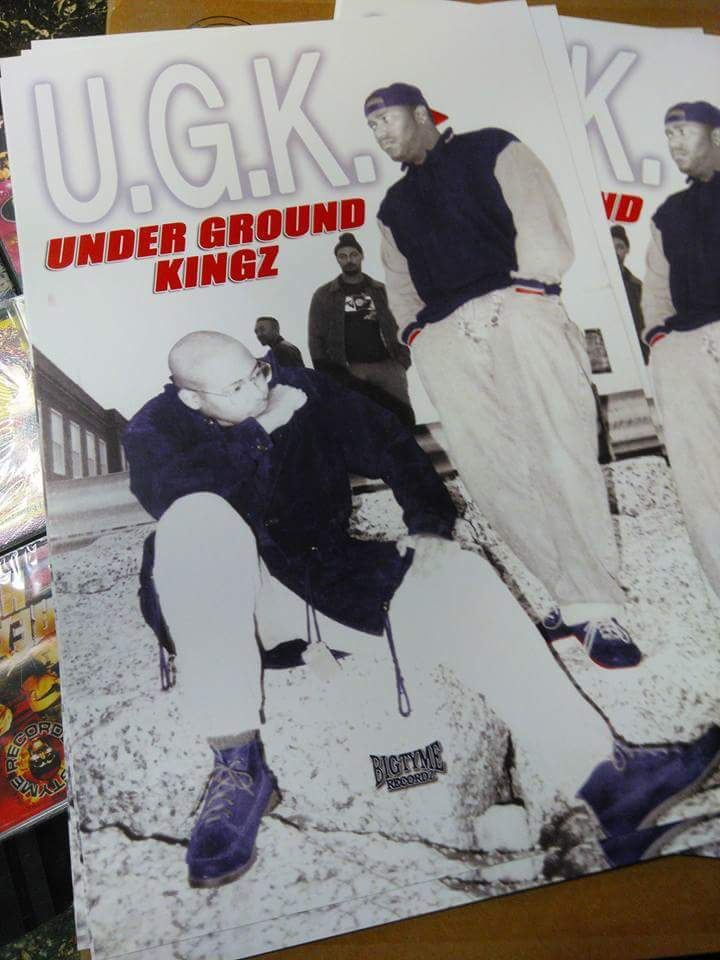 Image of ugk 12x18 poster