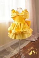 Image of Belle Pinafore Dress
