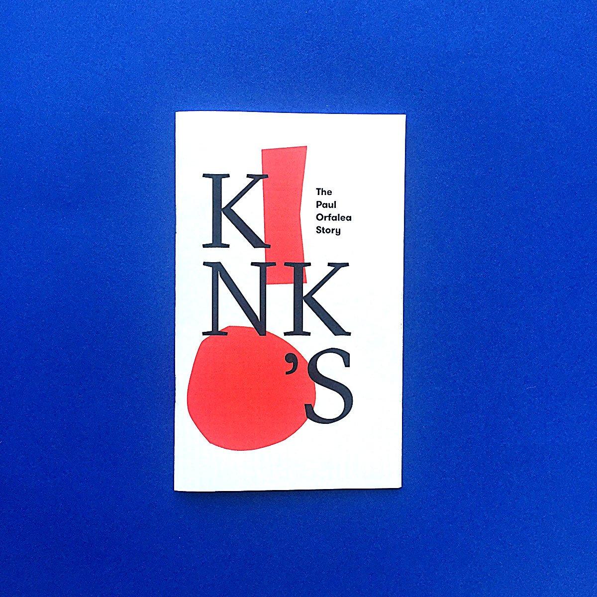 Image of Kinko's Zine