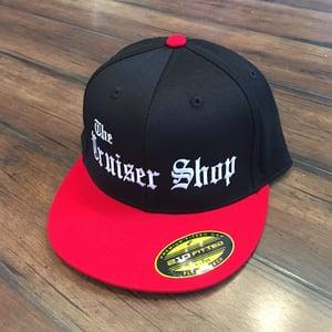 Image of Cruiser Shop - OG Logo Flat Bill Hats