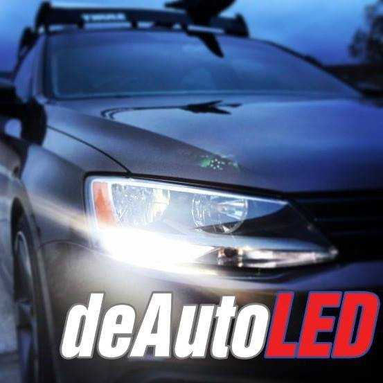 Image of *New* Hi-Power Complete CREE DRL Daytime Running Lights Fits: MK6 Jetta