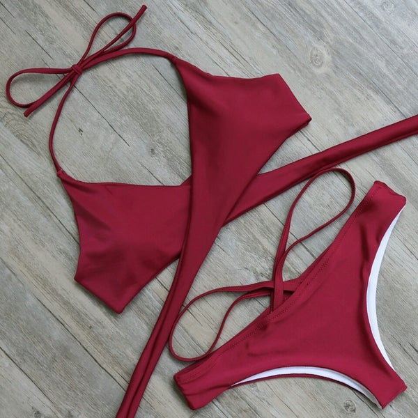 Image of RED CHERRYLUST KINI