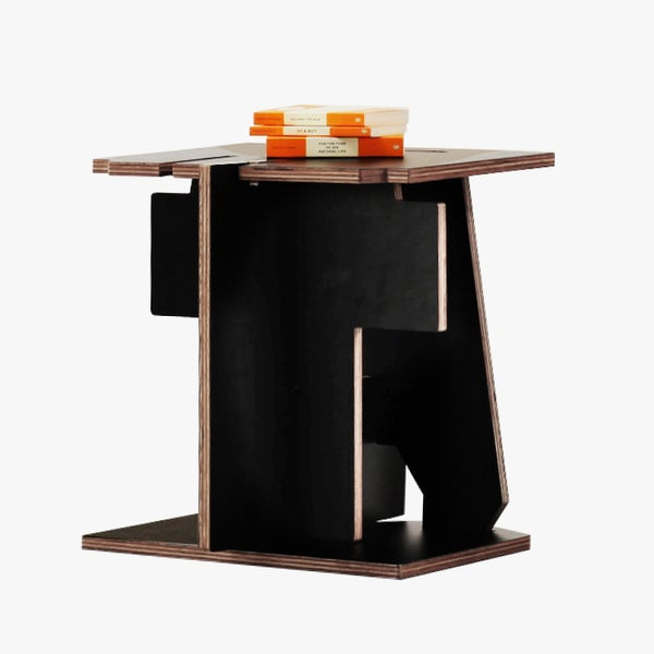Image of Alphabet Furniture - Table