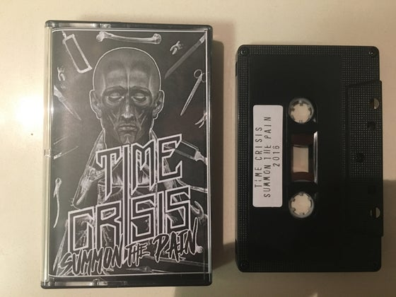 Image of 'Summon The Pain' Cassette Tape