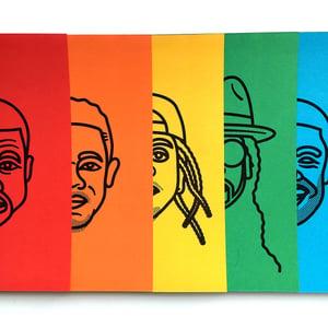 Image of Rap Mini Prints