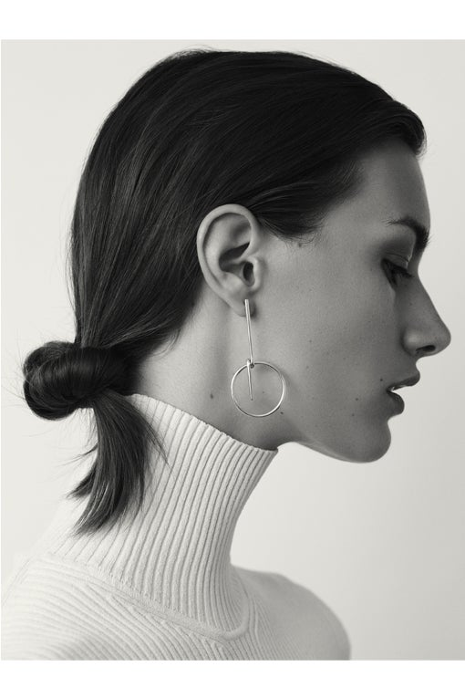Image of LOOP Earring Gold